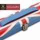 Weichster 3/4 Union Jack Flag Hard Snooker Pool Cue Case