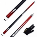 Weichster Billiard Pool Cue Stick 12mm Cue Tip with Glove