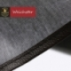 Weichster Quality Heavy Duty Vinyl Black & Brown Snooker Pool Table Cover 7ft 8ft 9ft 12ft